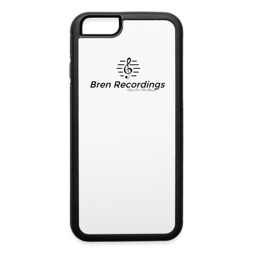 Bren Recordings iPhone 6 Case - iPhone 6/6s Rubber Case