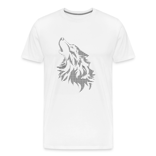 K9 Type Tee - Men's Premium T-Shirt