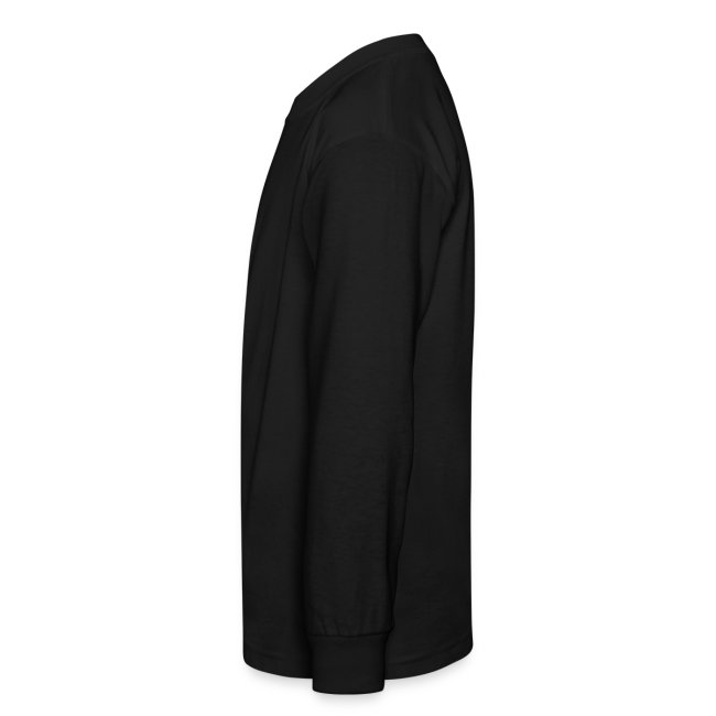 Enter Shaolin Kids Long Sleeve T-Shirt in Black (Back Logo + ES on arm)