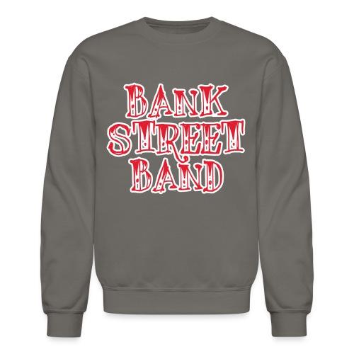 Bank Street Band Sweatshirt - Crewneck Sweatshirt
