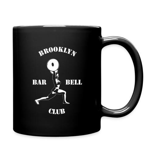 Brooklyn Barbell Club Mug For Righties - Full Color Mug