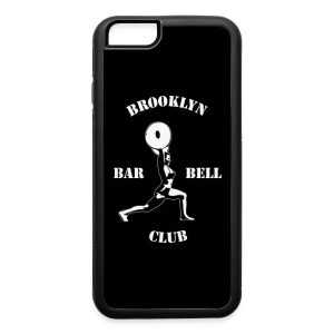 Brooklyn Barbell Club iPhone 6 Case - iPhone 6/6s Rubber Case