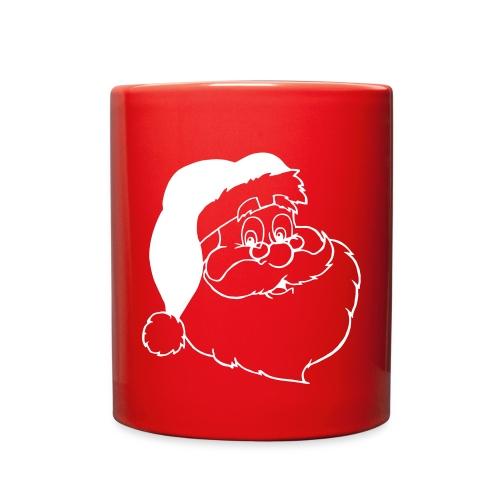 Red Santa Mug! - Full Color Mug