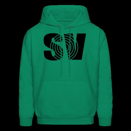 SpintwistVideos SV logo hoodie! - Men's Hoodie