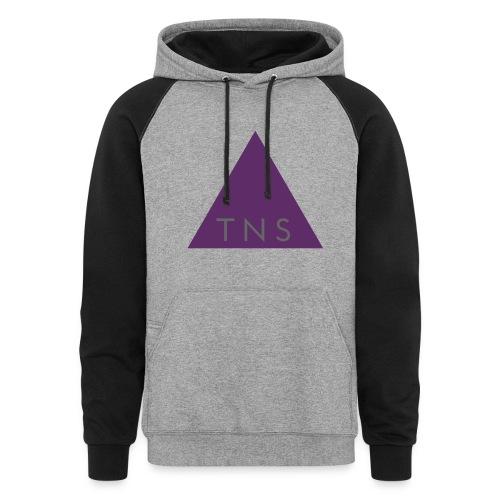 TNS Sweatshirt 2 - Colorblock Hoodie