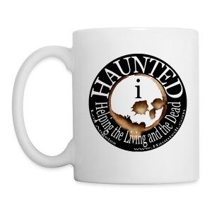 Hauntedi Skull Logo Mug - Coffee/Tea Mug