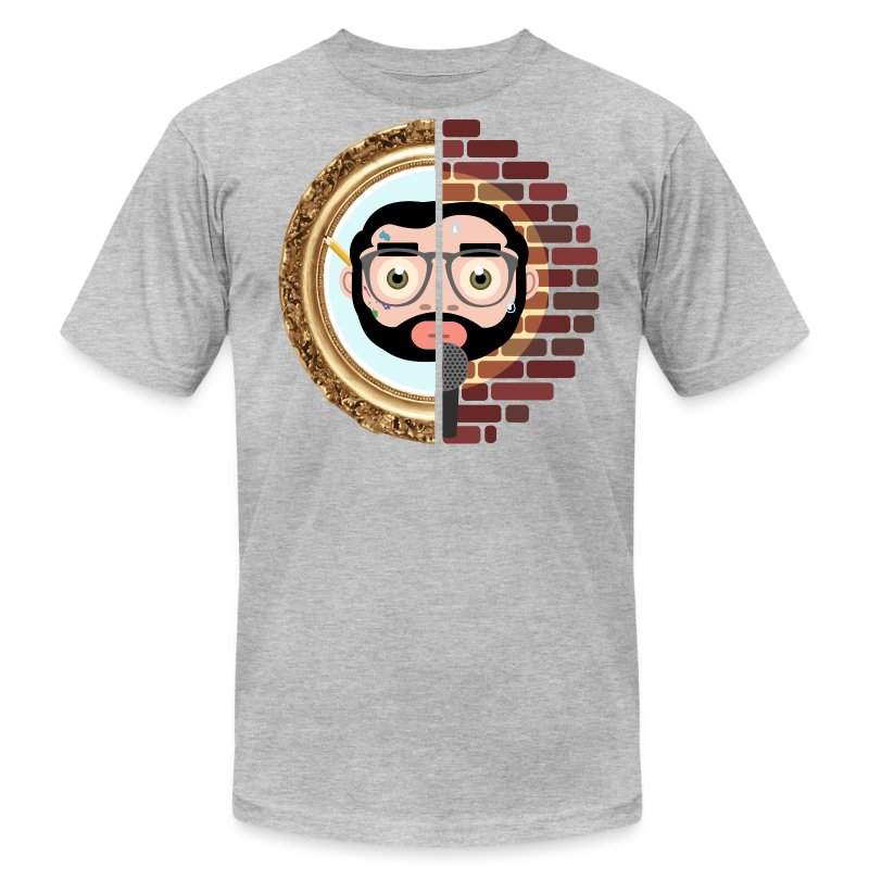 JorgeHalves - Men's Fine Jersey T-Shirt