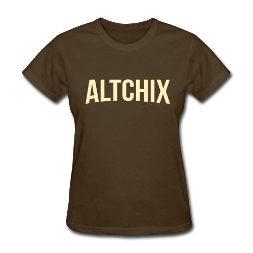 Altchix - Women's T-Shirt
