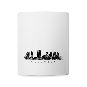 Columbus Skyline Mug - Coffee/Tea Mug