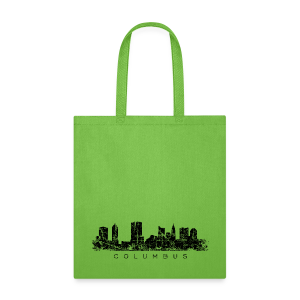 Columbus Skyline Tote Bag - Tote Bag