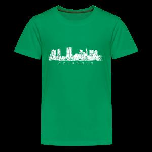 Columbus Skyline Kid's T-Shirt - Kids' Premium T-Shirt