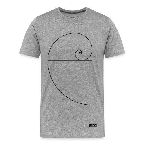 TLDC011 Fibonacci - Men's Premium T-Shirt