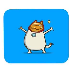 Ironcat — Friday Cat №32 - Mouse pad Horizontal