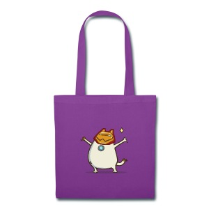 Ironcat — Friday Cat №32 - Tote Bag