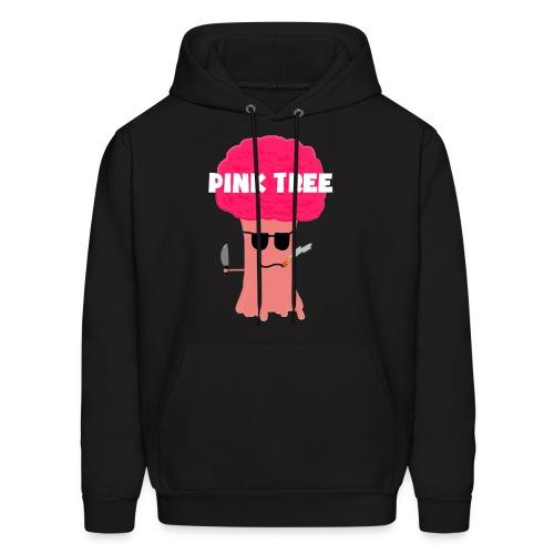 Pink Tree Hoodie - Men's Hoodie