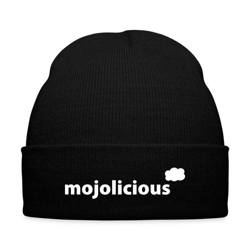 Mojolicious - Knit Cap with Cuff Print