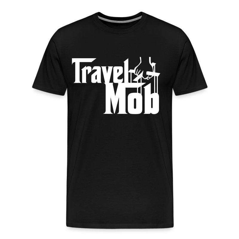 Travel Mob - Men's Premium T-Shirt