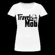 T-Shirts ~ Women's Premium T-Shirt ~ Travel Mob