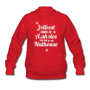 Jolliest Bunch of Assholes Women's - Women's Hoodie