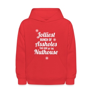 Jolliest Bunch of Assholes Kid's - Kids' Hoodie