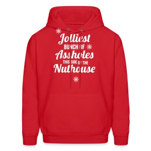 Jolliest Bunch of Assholes Men's - Men's Hoodie