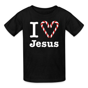 I Heart Jesus - Kids' T-Shirt
