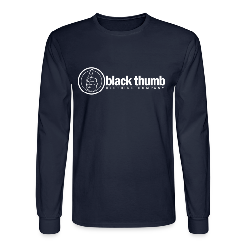 Logotype Long Sleeve - Men's Long Sleeve T-Shirt