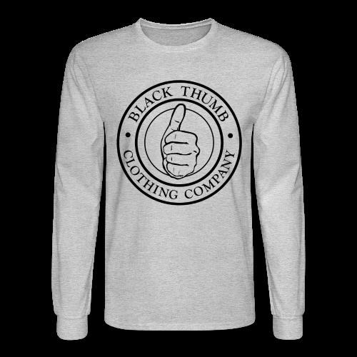 Circle Logo Long Sleeve - Men's Long Sleeve T-Shirt