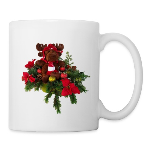 Christmas Moose Mug - Coffee/Tea Mug