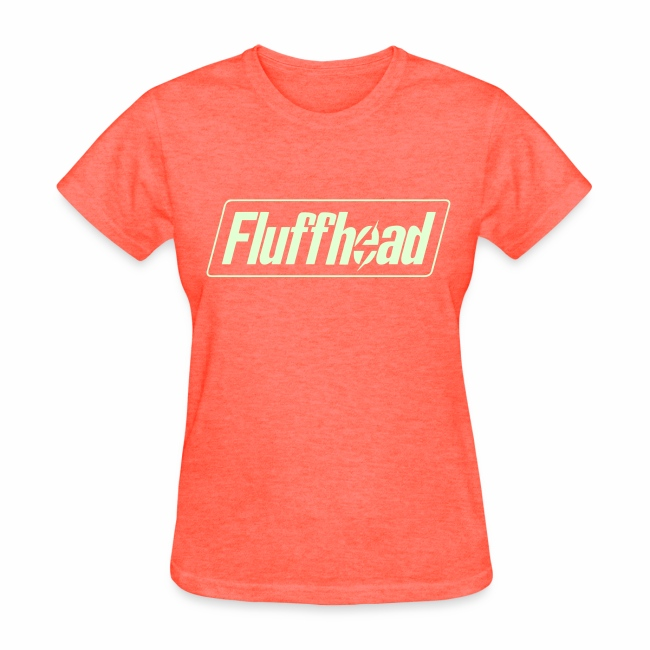 Fluffhead Ladies' T-shirt (glow-in-the-dark front)