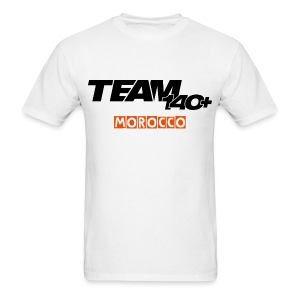 Team 140+ Morocco | Men's T-Shirt - Men's T-Shirt