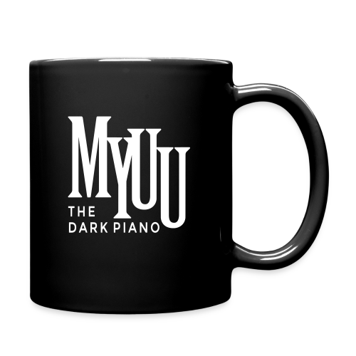 Mug Dark Piano - Full Color Mug