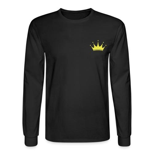 Long Sleeve Crown - Men's Long Sleeve T-Shirt