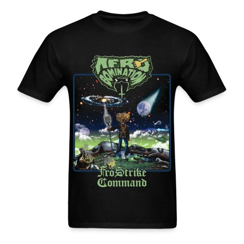 FroStrike Command - Men's T-Shirt