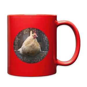 Sitting pretty holiday mug - Full Color Mug