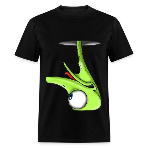Funny Green Ostrich T-shirt - Men's T-Shirt