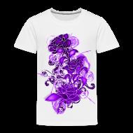 Baby & Toddler Shirts ~ Toddler Premium T-Shirt ~ Cold_Roses