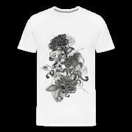 T-Shirts ~ Men's Premium T-Shirt ~ Cold_Roses