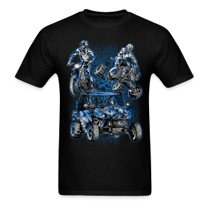 Extreme Off-Road Sports - Men's T-Shirt