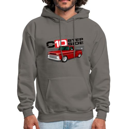 C10 Stepside PREMIUM ART Hooded Sweatshirt - Men's Hoodie