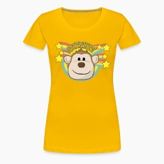 Monkey Women's T-Shirts