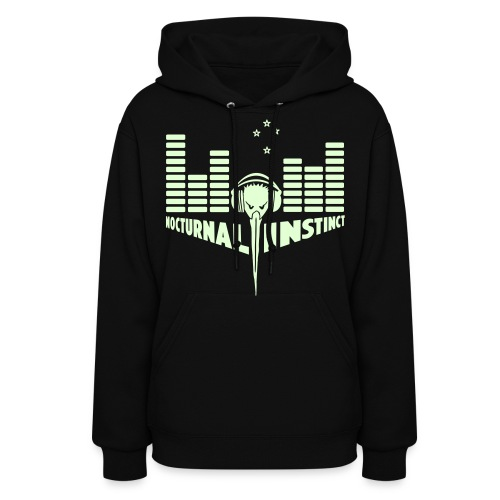 Nocturnal Instinct - Women's Hoodie