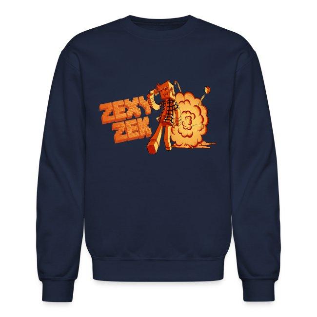 ZexyZek Explosion Crewneck - Unisex