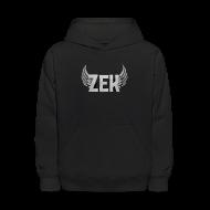Sweatshirts ~ Kids' Hoodie ~ ZexyZek Logo Hoodie - Kids