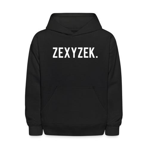 ZexyZek. Hoodie - Kids - Kids' Hoodie