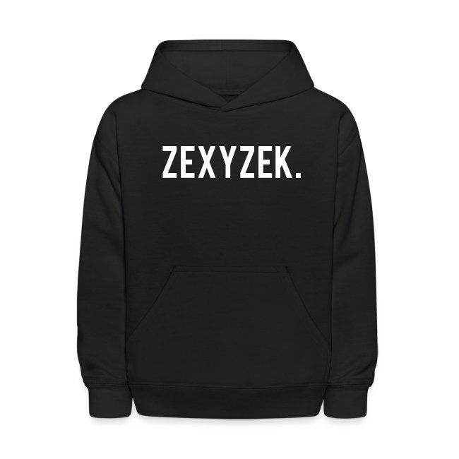ZexyZek. Hoodie - Kids