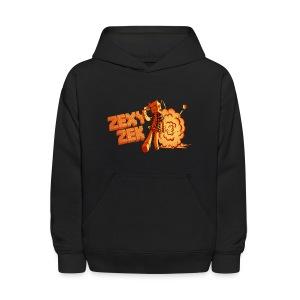 ZexyZek Explosion Hoodie - Kids - Kids' Hoodie