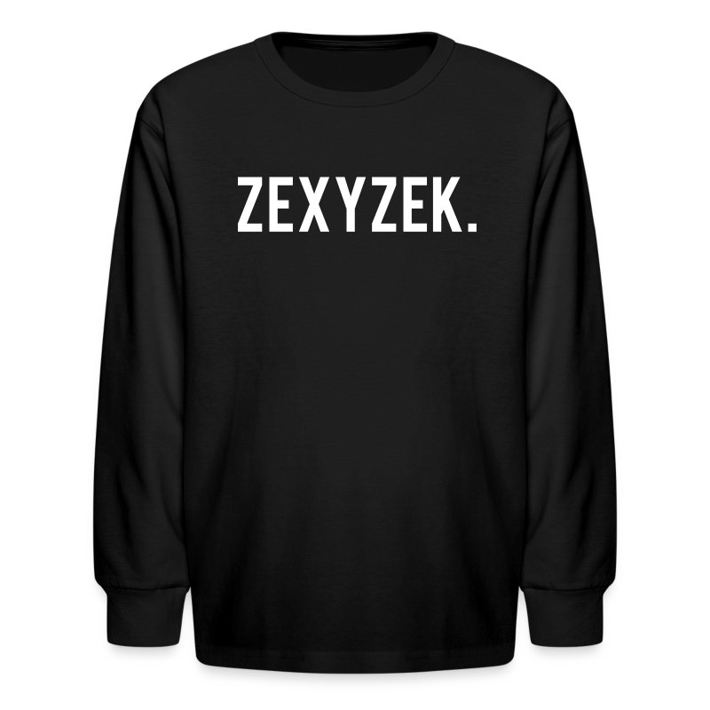 ZexyZek. Long Sleeve - Kids - Kids' Long Sleeve T-Shirt