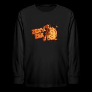 Kids' Shirts ~ Kids' Long Sleeve T-Shirt ~ ZexyZek Explosion Long Sleeve - Kids