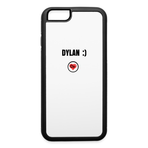 Dylan Frederick Smiley IPhone 6 Rubber Case - iPhone 6/6s Rubber Case